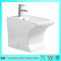Estilo Europeu Sanitary Ware Banheiro Shattaf Ceramic Bidet