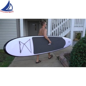 inflatable river stand up paddle board for wholesale