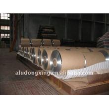 Batería Shell Aluminio Coil 1.2mm espesor