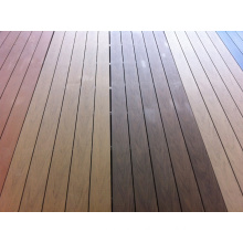 New Wood Grain WPC Decking