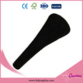 Wholesale breathable lady soft thong black panty liner for ladies