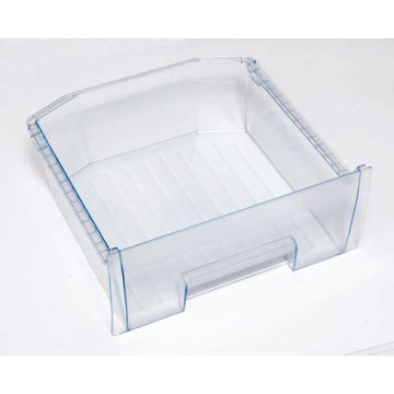 Mirror polishing refrigerator drawer plastic mould
