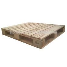 Palette empilable / Matériau en bois Palettes Euro / Type d'entrée 4 voies palette
