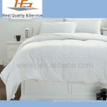 colcha de tecido de algodão cor sólida
