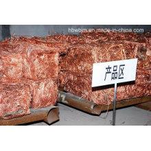 Copper Scrap 99.9%
