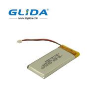 Top quality lithium polymer battery 3.7v 500 mah