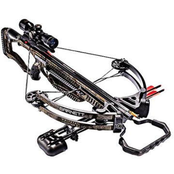 BARNETT - CROSSBOW DO CAÇADOR DO BRANCO DE WHITETAIL