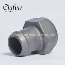Custom Alloy Connector Fittings by Investment Casting