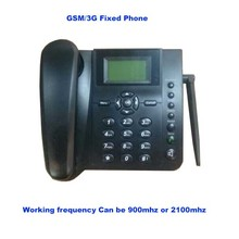 Quad-Band GSM / CDMA / WCDMA 3G Fixed Wirelss Telefon