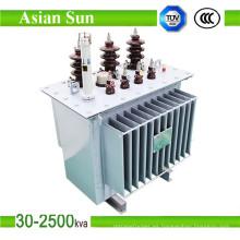 Transfomer sumergido / lleno del aceite 35kv Fabricante / proveedor