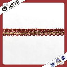 Hot Sell Beautiful and Multipurpose Braid Gimp,Gimp Braid Trim,border lace