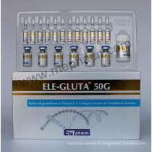 OEM Service Injecção de glutationa da China 50g (6 + 12 + 1)
