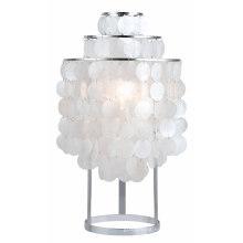 Lámpara de escritorio decorativa de la nueva concha del diseño (MT8073S-W)