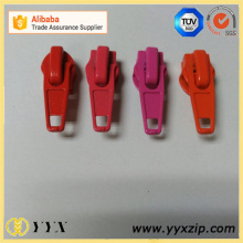 Custom Size Auto Lock Metal Zipper Slider