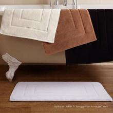 Serviette de plancher en coton égyptien