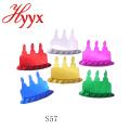 HYYX nuevos tamaños personalizados diferentes decoraciones de fiesta de colores suministros