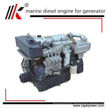 Chinese Yuchai engine for yacht diesel marine engine with gearbox for boat