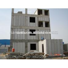 Nova máquina de painel de parede de moldes verticais EPS
