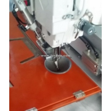 Automatic Pattern Sewing Machine for Shoes