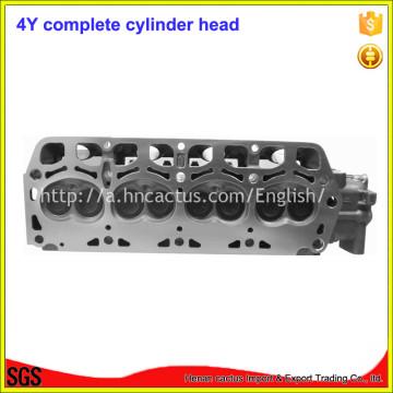 Piezas del motor completo 11101-73020 4y Cilindro de la cabeza para Toyota 491q