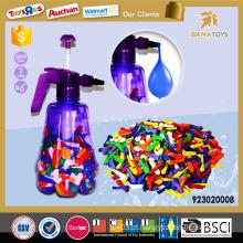500pcs 2.5 polegadas balão de água de borracha com enchimento