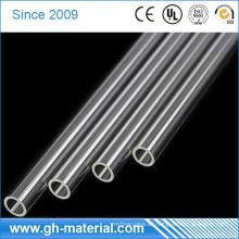 Tubo rígido claro del PVC del diámetro del diámetro 3m m 3m m, tubo claro barato del PVC