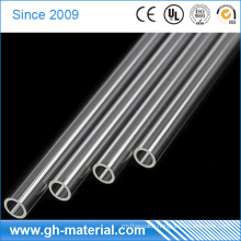12mm Diameter 3mm Thickness Clear Rigid PVC pipe, Cheap Clear PVC Tube