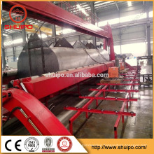 Long plate bending machine,hydaulic plate rolling machine for tank,tank rolling machine for tank production line