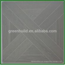Parquet de madera de roble gris de 15 mm