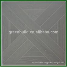 15mm Grey oak wood parquet flooring