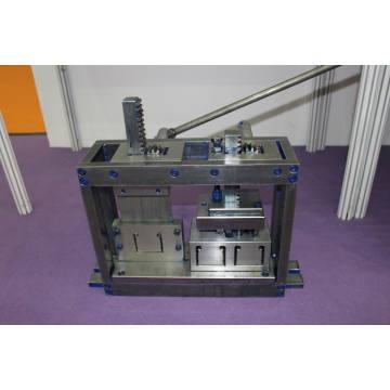 Hölzerne Jalousien Headrail Stanz- & Schneidemaschine (SGD-M-1005)