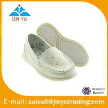 Dernier marché en gros de chaussures de conception de loafer