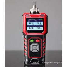 Analyseur de gaz portable pour moniteur de CO2
