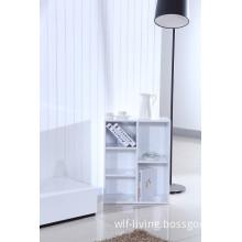 New Design Home Furniture Wooden MDF Kitchen Cabinet (WLF-D007)