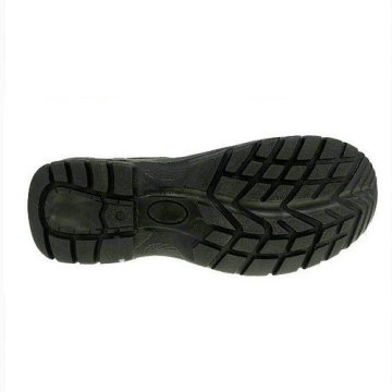 Low Cut Split Cow Leather Steel Safety Footwear