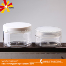 100ml 150ml plastic jars and screw top lids