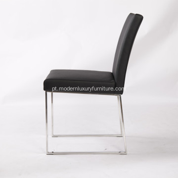 Pinkman Armless Modern Dining Chair