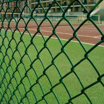 PVC Coated Chain Link Mesh Mesh