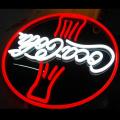 COCA COLA LED NEON SIGN logo