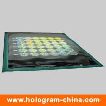 DOT Matrix Laser Sicherheit Holographischer Master