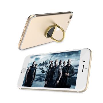 Soporte de timbre de metal personalizado para tu propio soporte de teléfono.