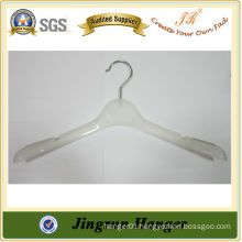 Hotel Clothes Hanger Transparent Hanger in Plastic