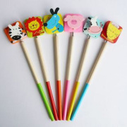Wooden clip pencil