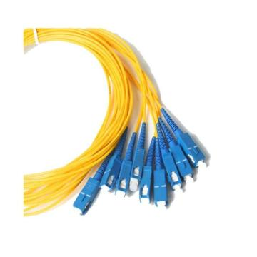 1x8 FTTH Fiber Optic SC / APC Cassette Splitter