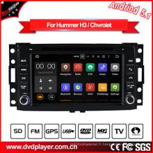 Accessoires de voiture pour Hummer H3 Video Navigation GPS