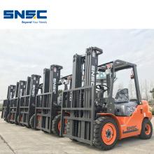 Carretilla elevadora diesel SNSC de 3 toneladas