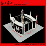 Personality Mobile New Shanghai Exhibition Booth Design and Building