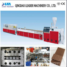 Wood Plastic Profile Extrusion Machine /Wood Plastic Profile Production Line