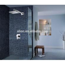 Conjunto de chuveiro de chuveiro moderno da válvula de chuveiro