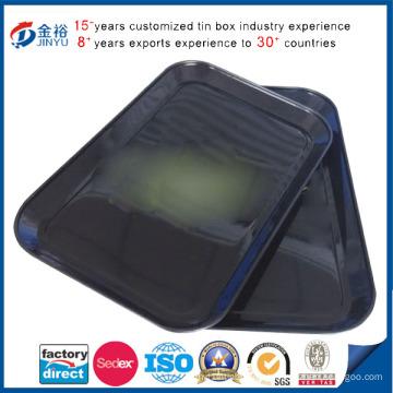 Rechteck Custom bedrucktes Tablett